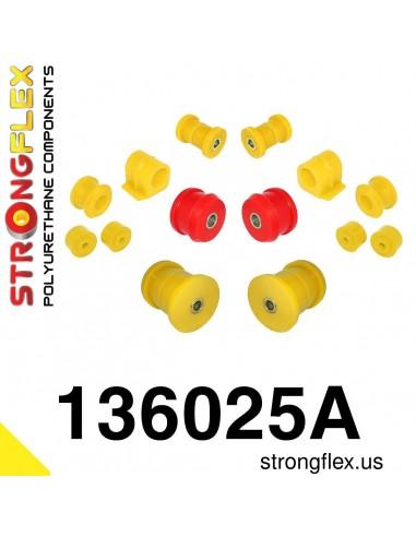 136025A: Full suspension bush kit SPORT