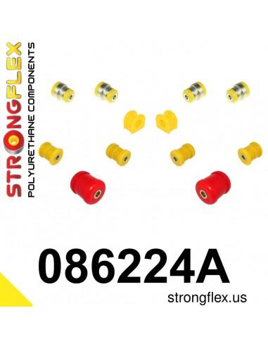 086224A: Front suspension bush kit SPORT