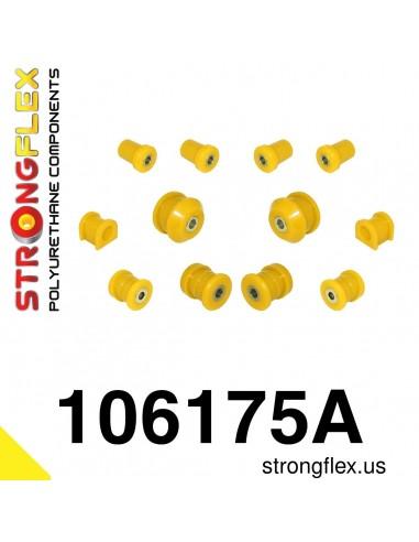 106175A: Front suspension bush kit SPORT