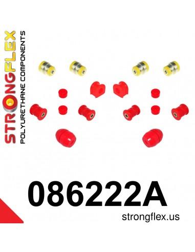 086222B: Front suspension bush kit