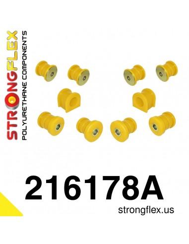 216178A: Front suspension bush kit SPORT