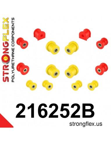 216252B: Rear suspension bush kit