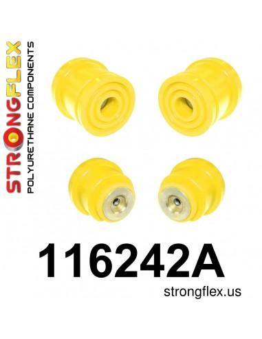 116242A: Rear subframe bush kit SPORT