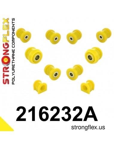 216232A: Front suspension bush kit SPORT