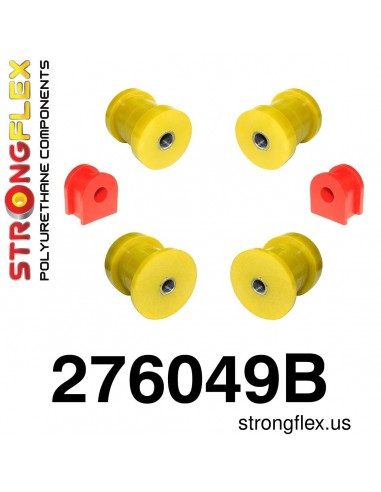 276049B: Front suspension bush kit