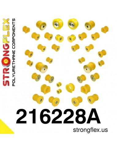 216228A: Full suspension bush kit SPORT