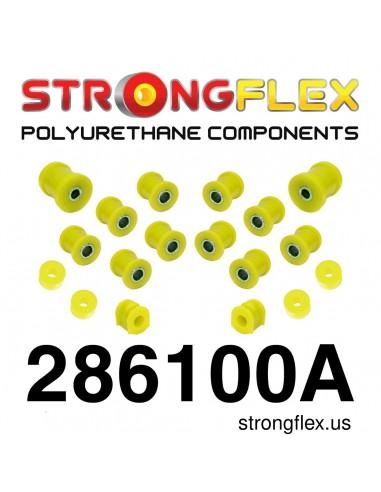 286100A: Rear suspension bush kit SPORT