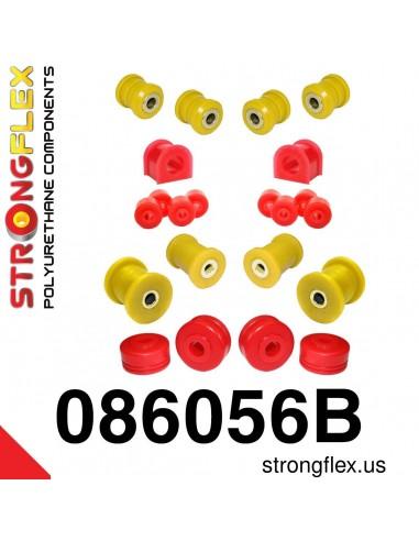 086056B: Front suspension bush kit