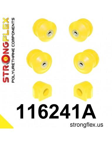116241A: Front suspension bush kit SPORT