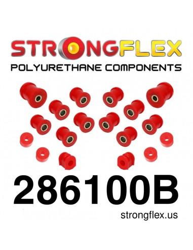 036241A: Rear subframe bush kit SPORT