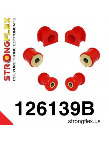 126139B: Front suspension bush kit