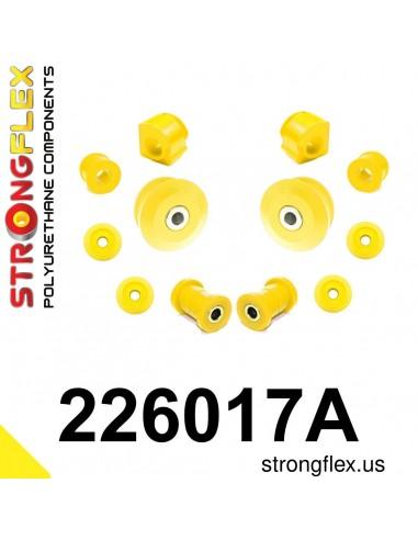 226017A: Front suspension bush kit SPORT