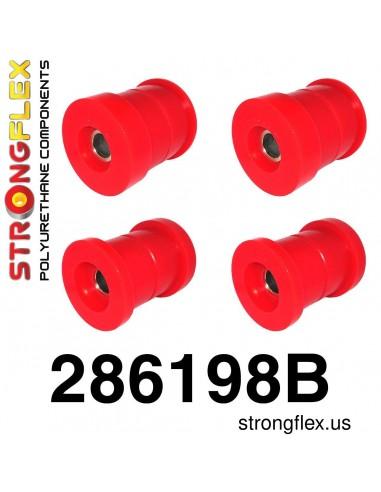286198B: Rear beam bush kit