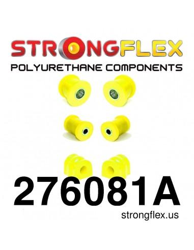276081A: Front suspension bush kit SPORT