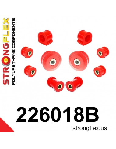226018B: Front suspension bush kit