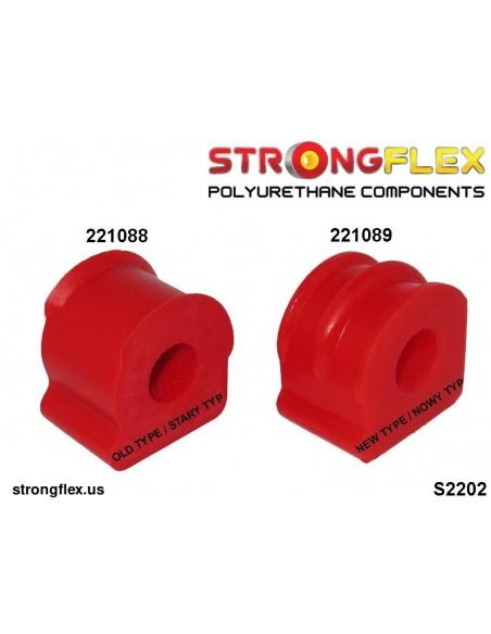 036249A: Suspension bush kit SPORT