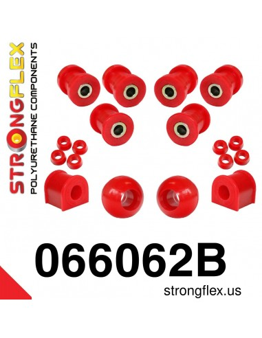 066062B: Front suspension bush kit