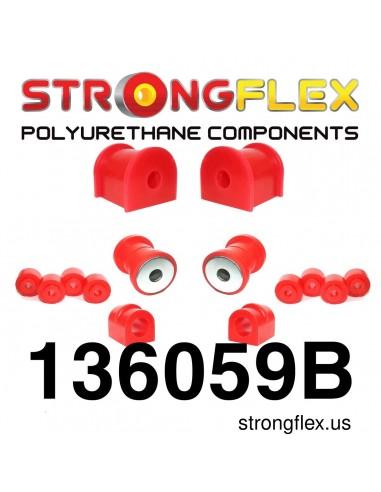 136059B: Front suspension bush kit