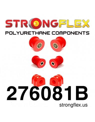 276081B: Front suspension bush kit