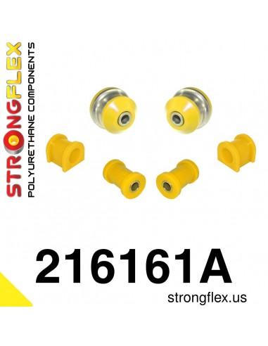216161A: Front suspension bush kit SPORT