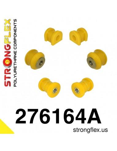 276164A: Front suspension polyurethane bush kit SPORT
