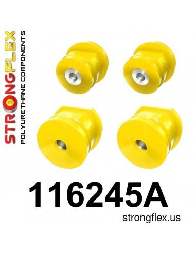 116245A: Rear subframe bush kit SPORT