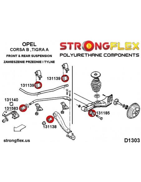 061278B: Gearbox mount insert