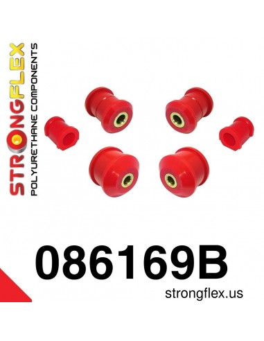 086169B: Front suspension bush kit
