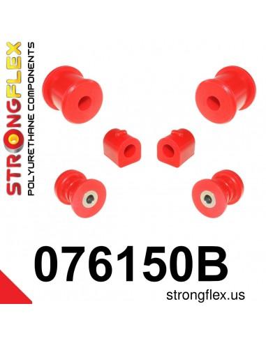 076150B: Front suspension bush kit