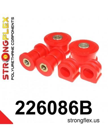 226086B: Front suspension bush kit