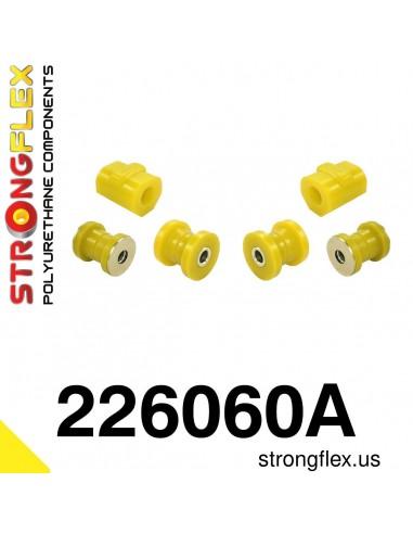 226060A: Front suspension bush kit SPORT