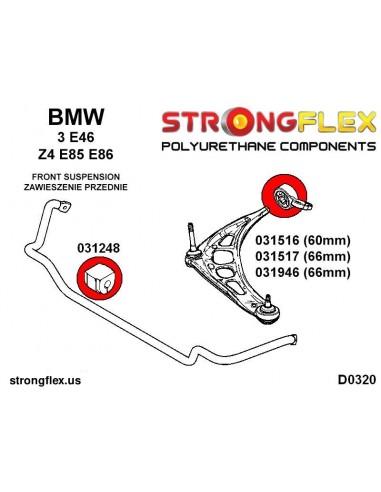 066048B: Front suspension bush kit