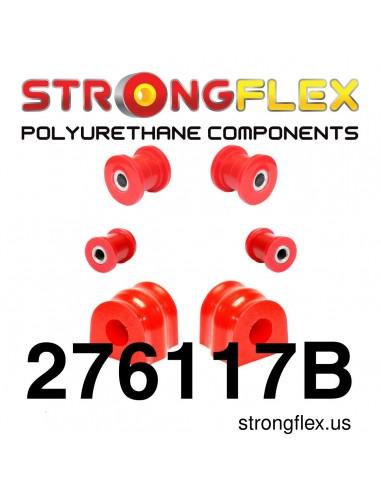 071465B: Front wishbone front bush - bolt 12mm