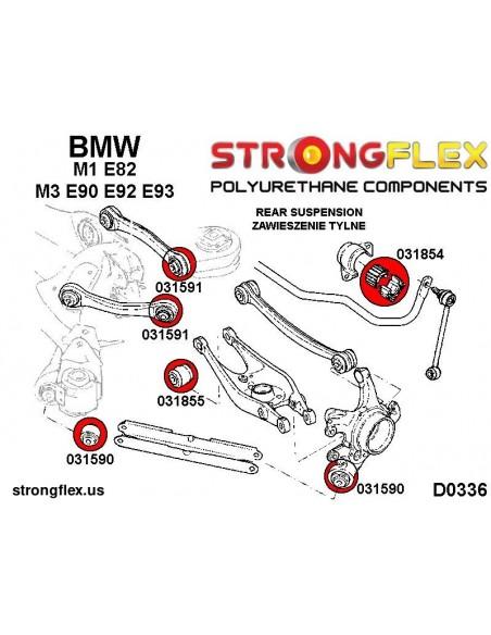 081153B: Shock absorber mounting