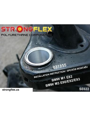 081155A: Rear lower shock mounting bush version 5d SPORT