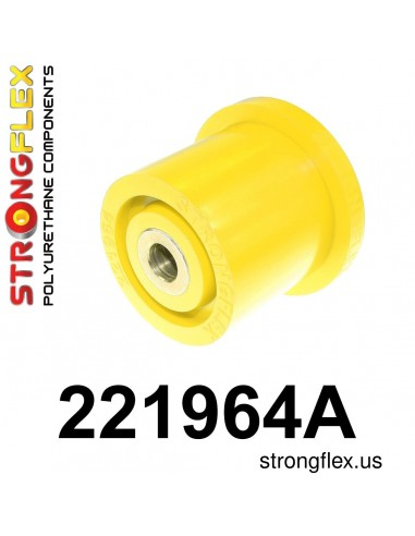 081160A: Engine mount inserts front SPORT