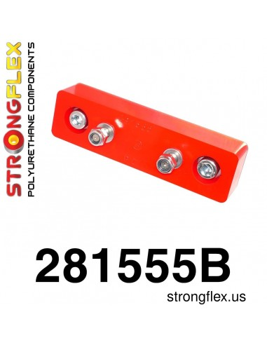281555B: Gearbox mount NISSAN