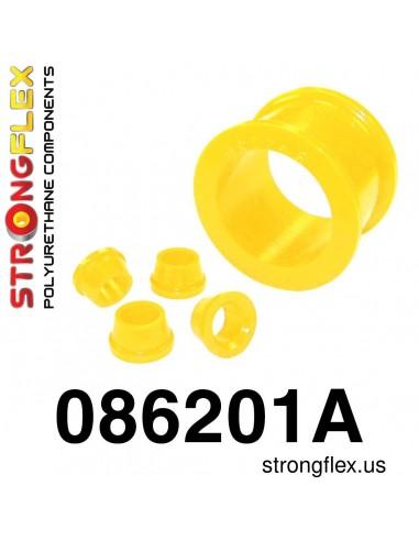 086201A: Steering rack mount bush kit SPORT