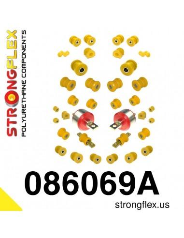 086069A: Full suspension bush kit SPORT