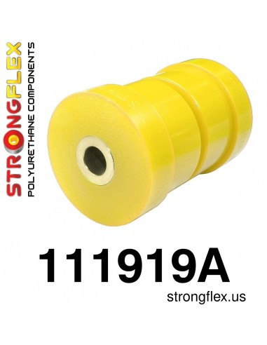 211900A: Front shock absorber bush SPORT