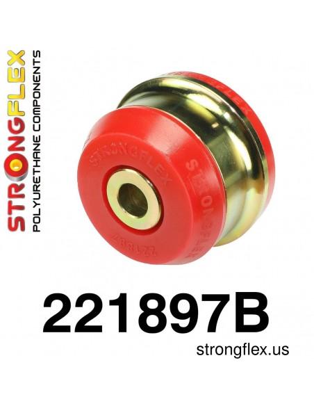 086130B: Full suspension bush kit polyurethane