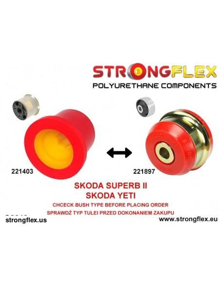 086154B: Full suspension bush kit AP2