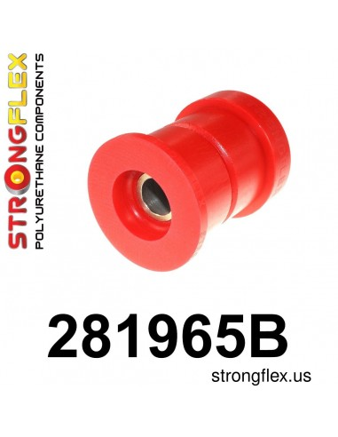 281965B: Rear subframe - front bush