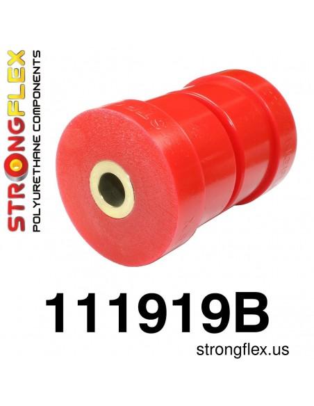 086203B: Rear suspension bush kit