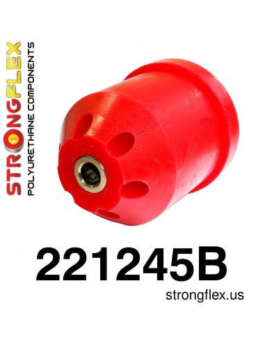 221245B: Rear subframe bush 72mm