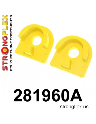 281960A: Gearbox mount inserts SPORT
