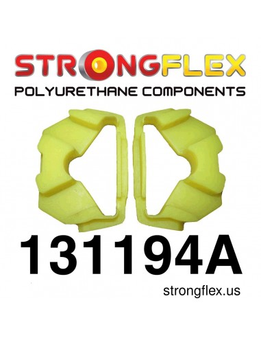 131194A: Engine rear mount inserts SPORT