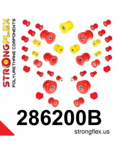 286200B: Full suspension bush kit