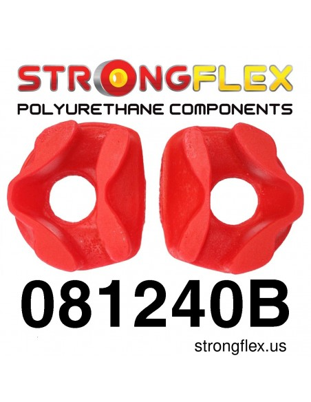 126140B: Rear suspension bush kit