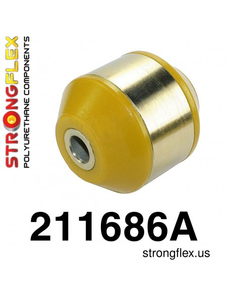 131214A: Front wishbone rear bush SPORT